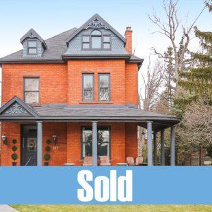 117 Melville Street, Dundas: $1,450,000