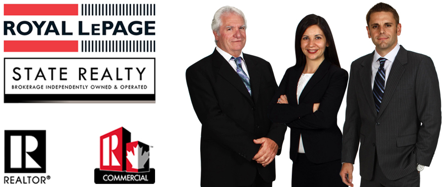 The Gallace Girard Team: Royal LePage State Realty (Residential and Commercial Realtors)