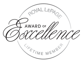 Royal LePage Award of Excellence