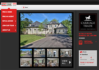 G Team - Royal LePage - Carriage Trade Luxury Listing