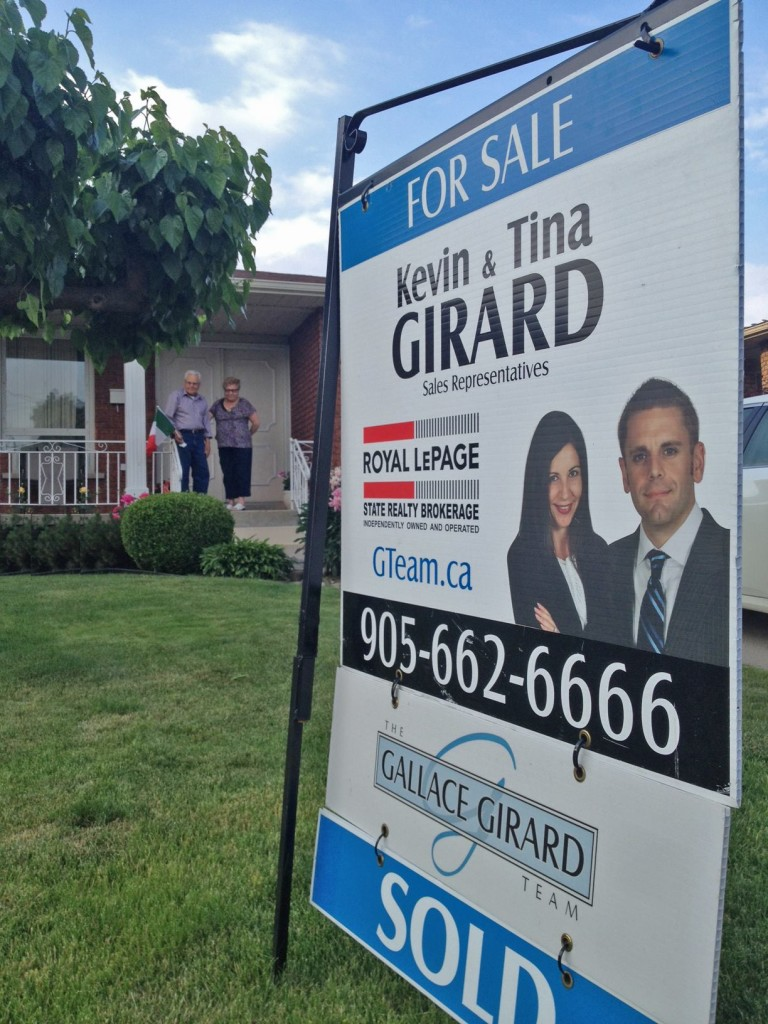 Kevin and Tina Girard - Royal LePage - Sold
