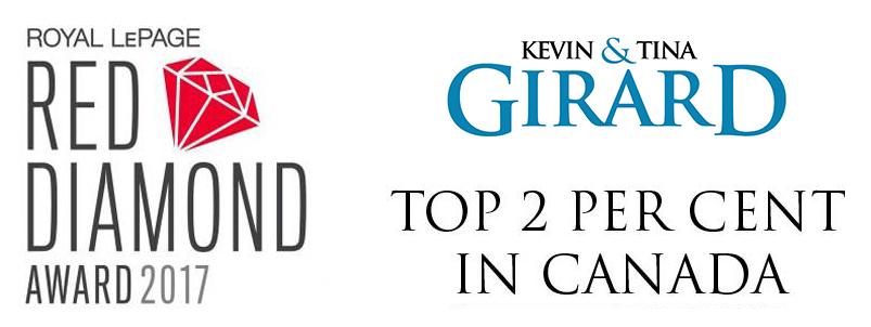 Kevin-Tina-Girard-Gteam-Royal-LePage-Red-Diamond-Award