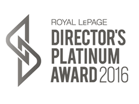 Royal LePage Director's Platinum Award
